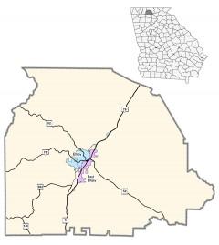 Gilmer County