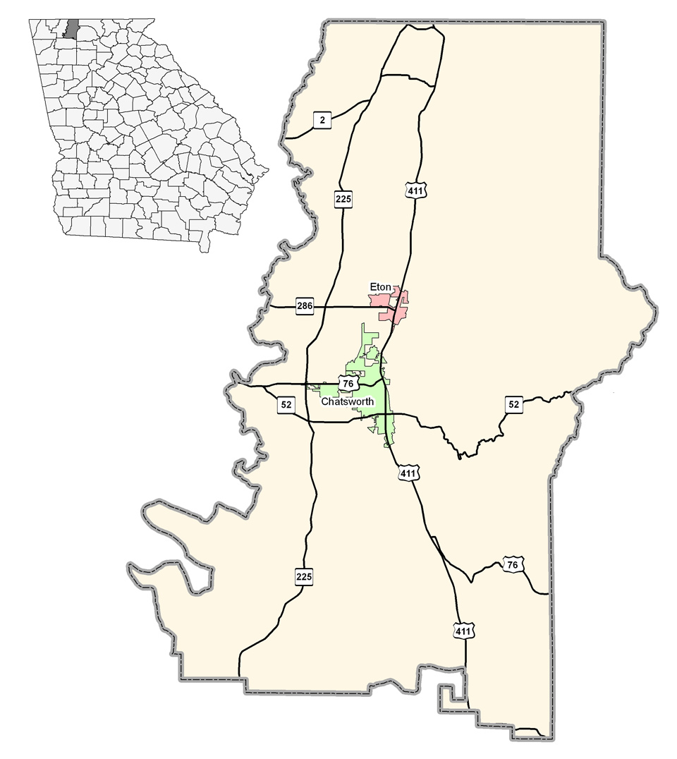 Murray County
